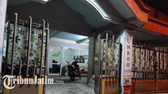 Polisi Tangkap Pengusaha Travel Haji Terduga Teroris di Pungging Mojokerto