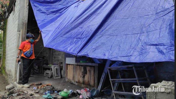 Rumah Rusak Ringan Dampak Gempa di Kota Blitar Dapat Bantuan Perbaikan Rp 1 Juta - Rp 2 Juta