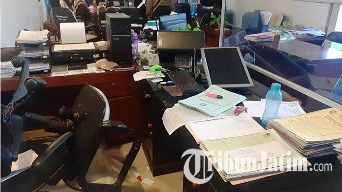 ASN Mantan Petinju yang Ngamuk di Dispendukcapil Banyuwangi adalah Guru SMP
