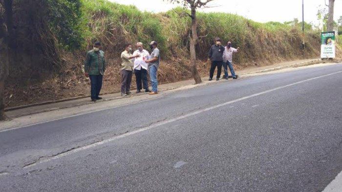 Cegah Terjadi Kecelakaan, DPUPR Batu akan Perbaiki Tanjakan Kali Lanang Pekan Depan