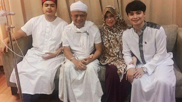 Beda dengan di Jakarta, Begini Kondisi Terkini Ustadz Arifin Ilham Pasca Dipindahkan ke Malaysia