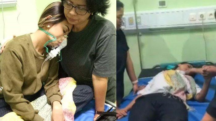 Vanessa Angel Jatuh Sakit Polda Jatim Tunda Penahanan