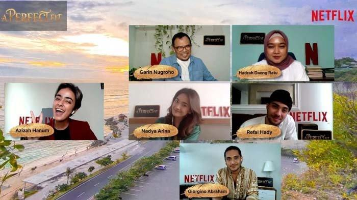 Sudah Tayang di Netflix, Film 'A Perfect Fit' Hadirkan Kisah Cinta bak Dongeng dengan Latar Bali