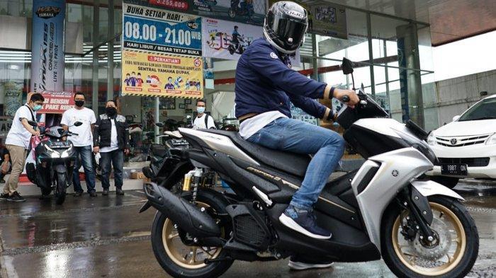 Aerox, Motor Matic yang Punya DNA Super Sport, 'Cocok Buat Anak Muda'