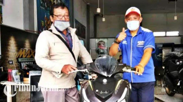 Yamaha Jatim: Adanya Fitur Y-Connect Bikin Peminat All New Aerox 155 Membludak di Awal Tahun