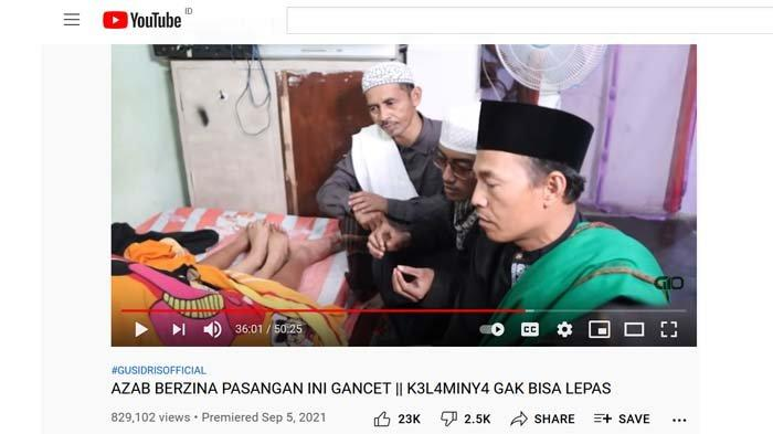 Gus Idris Buat Konten Tampilkan Zina, Tokoh Masyarakat Kabupaten Malang Sebut Tak Pantas: Kecewa
