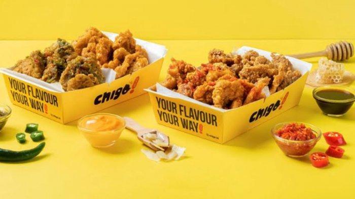 Kopi Kenangan Luncurkan 'Chigo', Kombinasi Unik, Ngopi dengan Ayam Goreng 7 Saus dan 5 Sambal