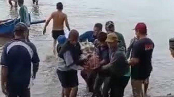 Nelayan asal Pulau Bawean Ditemukan Tewas Mengambang, Diduga Terseret Ombak Saat Mencari Udang
