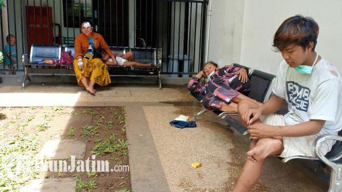 Penumpang Elf Terbakar di Tol Madiun-Nganjuk Ternyata Satu Keluarga, Hendak Melayat ke Madura
