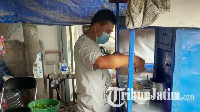 Korban PHK Akibat Pandemi Covid-19 dan Mantan Napi di Gresik Buka Usaha Makanan sambil Bersedekah