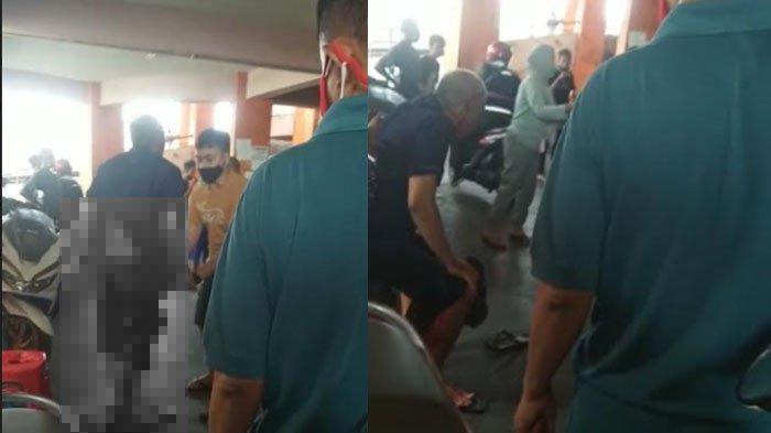 Juragan Toko Pakaian di Pasar Kapasan Surabaya Tewas Dibacok, Pelaku Diduga Mantan Karyawan