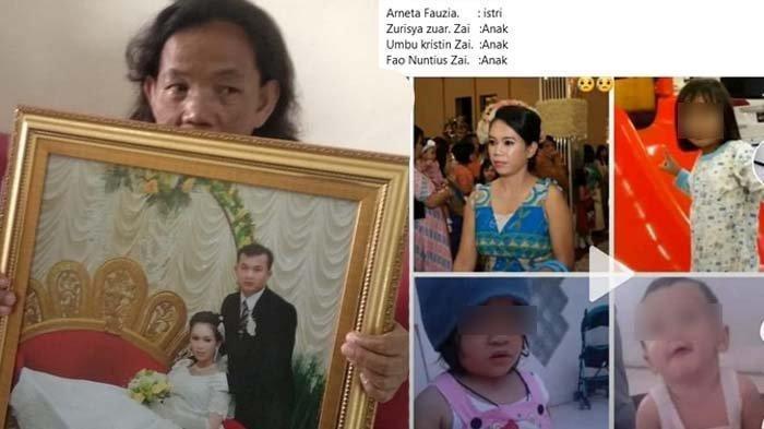 Kado yang Tak Akan Sampai dari Ibu & 3 Anak Korban Sriwijaya Air ke Ayah, ART: Pucat Sebelum Terbang