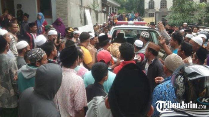 Insiden Tebing Longsor di Pamekasan, Dua Kamar Santriwati Tertimbun, Polisi Ungkap Nasib Para Korban
