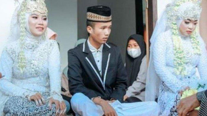 Kisah Korik di Lombok, Nusa Tenggara Barat (NTB) yang menikahi dua wanita sekaligus dan viral di media sosial