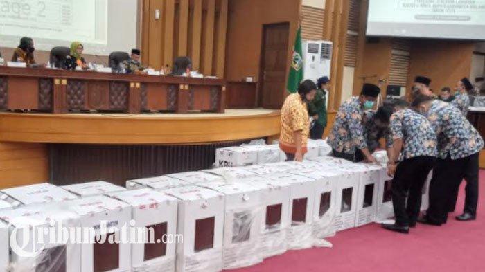 Penjelasan KPU Kabupaten Malang Tanggapi Protes Malang Jejeg dan Ladub