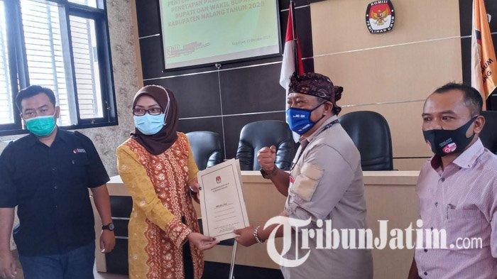 Ditetapkan sebagai Paslon, Sam HC-Gunadi Handoko Resmi Tantang SanDi dan Ladub di Pilkada Malang