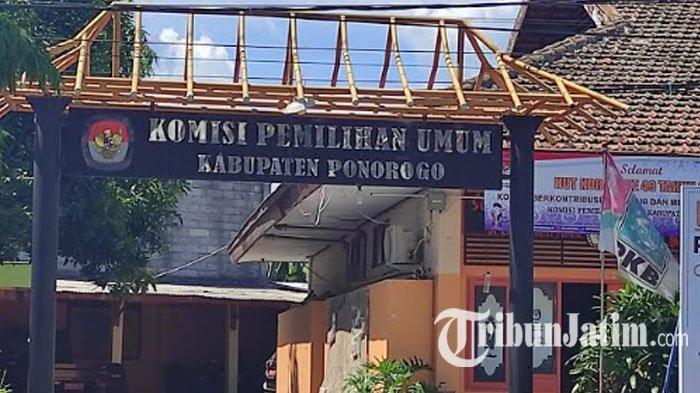 6 Pegawai KPU Kabupaten Ponorogo Positif Covid-19 Usai Pilkada, Semua OTG dan Jalani Isolasi Mandiri