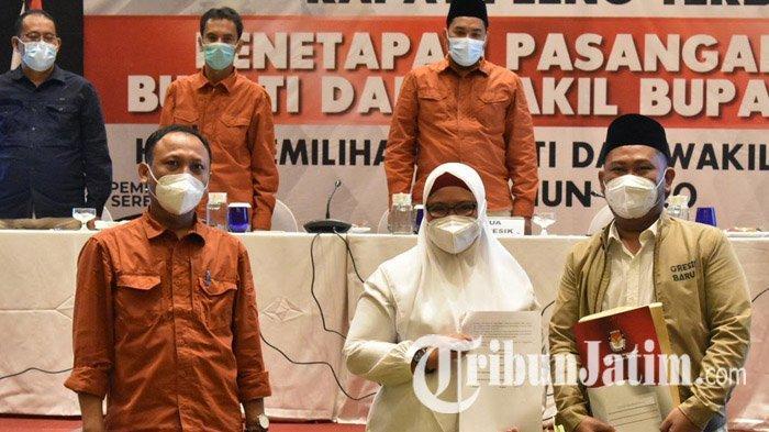 DPRD Gresik Bersinergi dengan Bupati dan Wakil Bupati Terpilih, Selaraskan Program di RPJMD