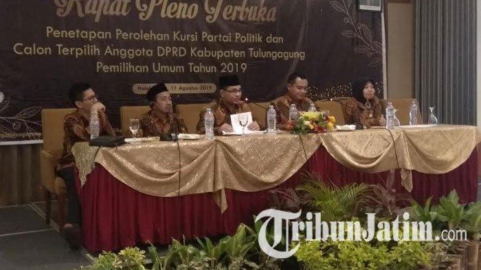 PKB Mendominasi Dapil 2 Tulungagung, Meloloskan Tiga Calon Terpilih