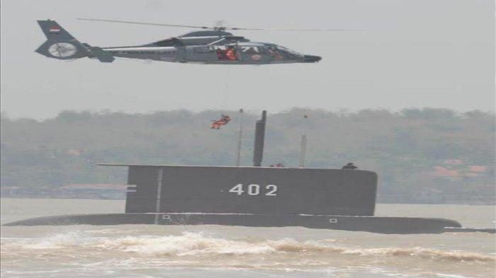 Detik-detik Hilangnya Kapal Selam KRI Nanggala-402, Kronologi Dikuak Dispen AL, 2 Negara Bantu Cari