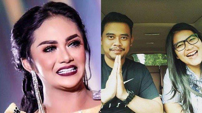 Krisdayanti Kaget, Tak Percaya Umur Bobby Nasution saat Beri Ucapan Ultah ke Suami Kahiyang Ayu: Lah