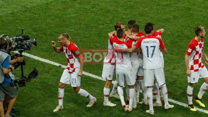 Tradisi Lebih Setengah Abad Rusak, Gara-gara Kroasia Kalah di Final Piala Dunia dari Prancis