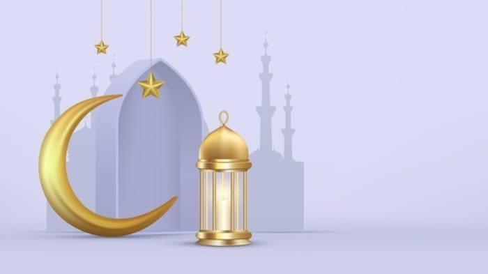 Ilustrasi - Ucapan Ramadan 2021/1442 H.