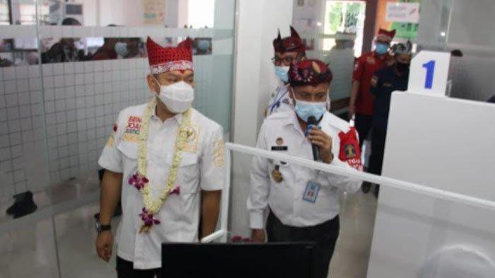 Komisi III DPR Kunjungi Kanwil Kemenkumham Jatim, Bahas Isu Aktual Persoalan Anggaran dan Pengawasan