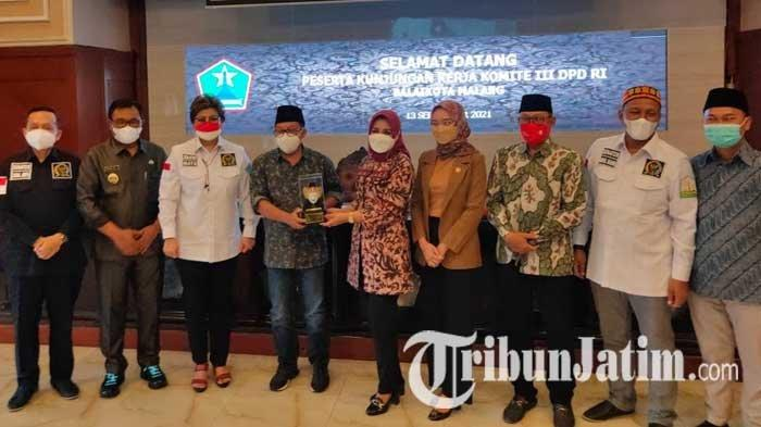 Kunjungi Malang, Komite III DPD RI Minta Masukan untuk Perubahan UU Sistem Keolahragaan Nasional