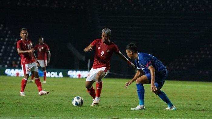Bomber Arema FC Ciptakan Satu Assist untuk Kemenangan Timnas Indonesia atas Taiwan
