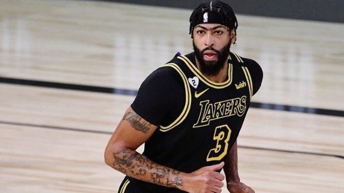 Hasil NBA - Hantam Houston Rockets, LA Lakers Mantap Pimpin Klasemen Wilayah Barat