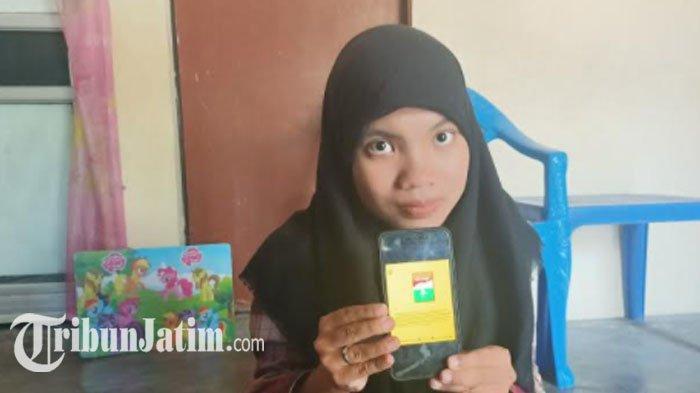 Disabilitas dan Ditinggal Orangtua Meninggal, Gadis Asal Kediri Mampu Bangkit dengan Terbitkan Buku