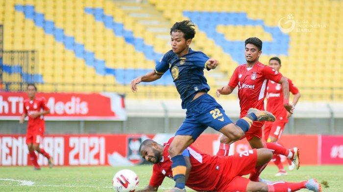 Diwarnai Drama Kartu Merah dan Penalti, Duel Persela Vs Persik Berakhir Imbang 2-2
