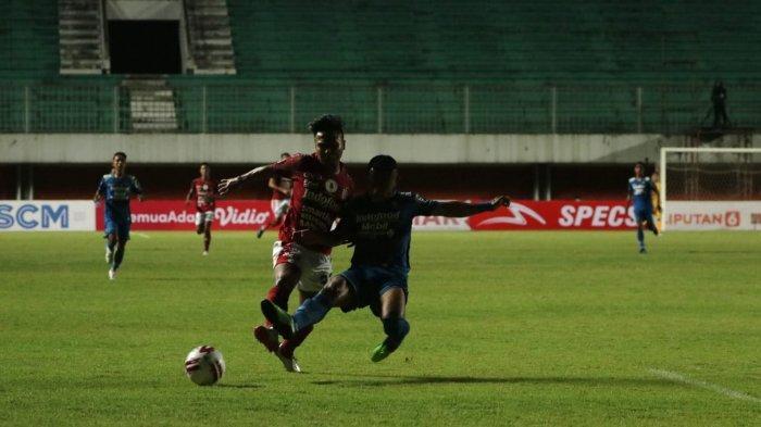 Hasil Persib Bandung Vs Bali United - Sebiji Gol Frets Butuan Hindarkan Maung Bandung dari Kekalahan
