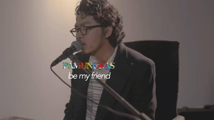 Chord Gitar dan Lirik Lagu 'Be My Friend' Pamungkas, Kunci Dimainkan dari C: Be My Friend, Forever