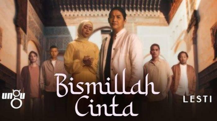 Lirik Lagu 'Bismillah Cinta' Ungu & Lesty, OST Sinetron Religi Indosiar, Spesial Sambut Ramadan 2021