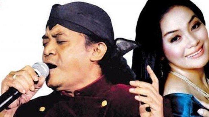 Momen Manis Yan Vellia Dibuatkan Lagu Spesial Oleh Didi Kempot, Lirik Ditulis Disamping Sang Istri