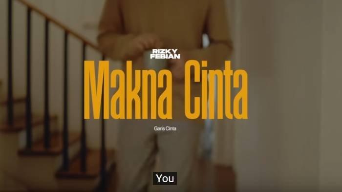 Lagu terbaru dari Rizky Febian Makna Cinta rilis pada 4 September 2020.