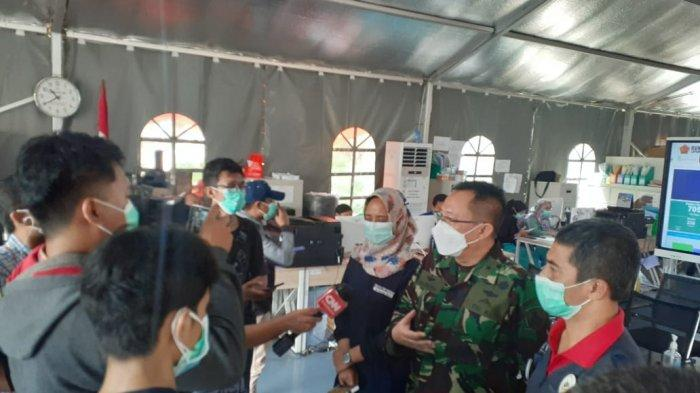 136 Pasien Covid-19 Madura Dalam Perjalanan ke RS Lapangan Surabaya
