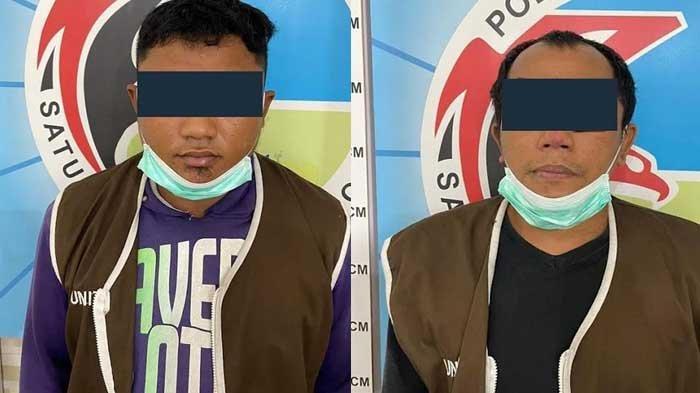 Lama Menganggur, Dua Pria Sekawan di Surabaya Nekat Berbisnis Jual Sabu