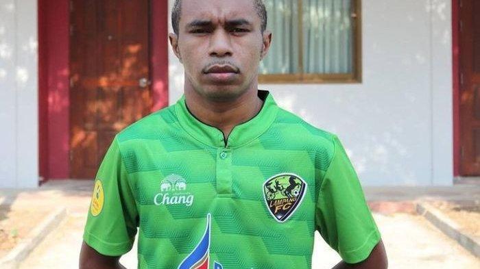 Pemain Lampang FC, Todd Rivaldo Ferre