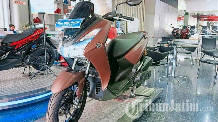 Motor Matic Keluarga Yamaha MAXI Ini Dijual Murah dengan Jaminan Kenyamanan Super, Serius?