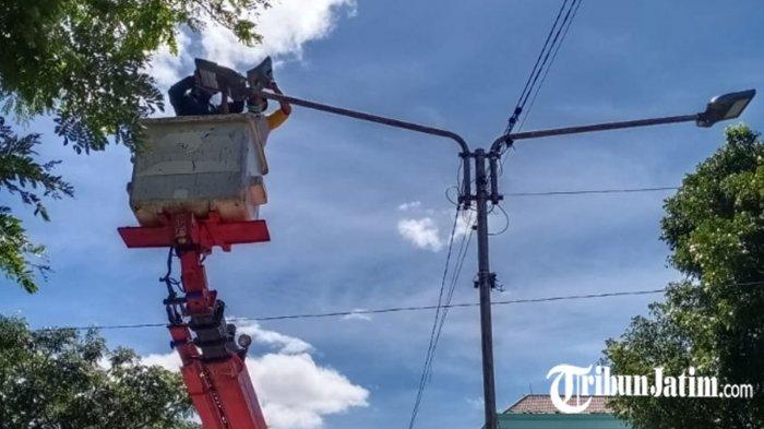 257 Titik Jalan di Kota Batu Bakal Dipasang Lampu PJU dan PJL, Fasilitasi Jalan Aman dan Nyaman