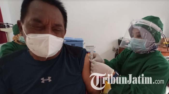 Vaksinasi Covid-19 untuk Lansia di Kota Blitar Masih Capai 30 Persen, Dinkes: Terus Kami Gencarkan