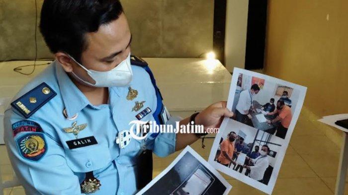 Petugas Nyaris Terkecoh Warga Binaan Simpan Sabu dan Extasi Dalam Dubur