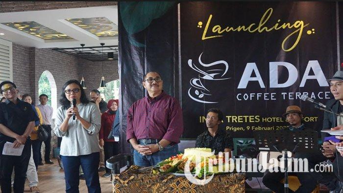 Mau Nongkrong & Bisa Nikmati Panorama Gunung? Coba ADA Coffe Terrace di Inna Tretes Hotel Pasuruan