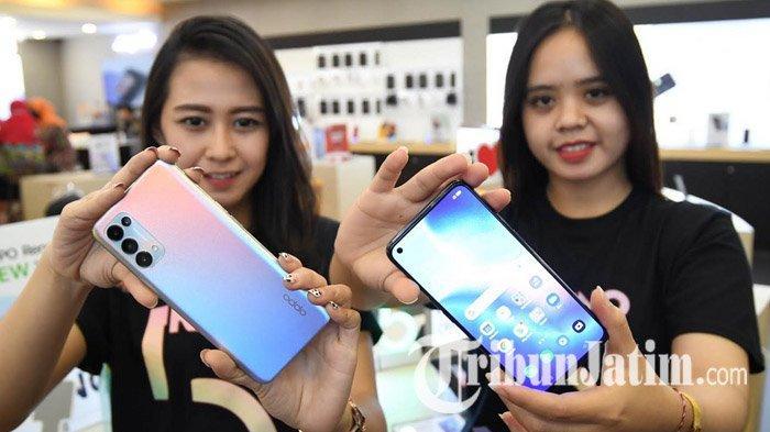 Launching Oppo Reno5 di Surabaya, Kamera Beresolusi Tinggi Masih Jadi Alasan Beli Smartphone Baru