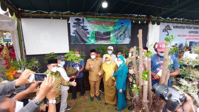 Launching Sentra Tanaman Hias Tropis, Bupati Gus Yani akan Ajak Investor Pariwisata