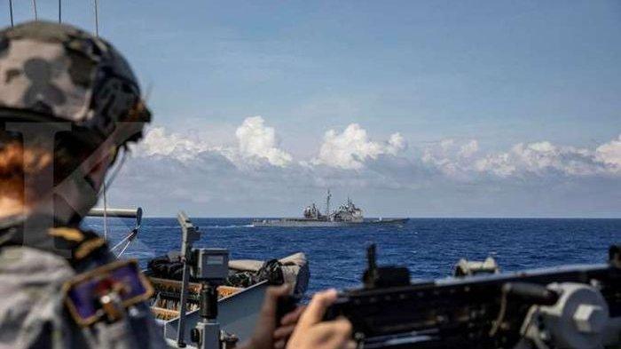Indonesia Tak Main-main Soal LCS, Ubah Nama Jadi 'Laut Natuna' hingga Peta, Demi Harta Ibu Pertiwi