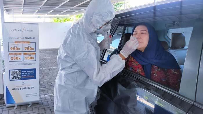 Ultima Swab Gandeng KlinikGo Buka Layanan Swab Antigen dan PCR Drive Thru di Surabaya